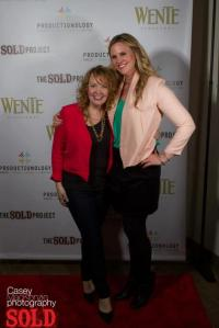 Rachel and I at SOLD's event